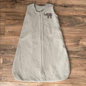 Micro fleece sleep sack